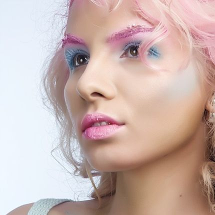 Тематический макияж