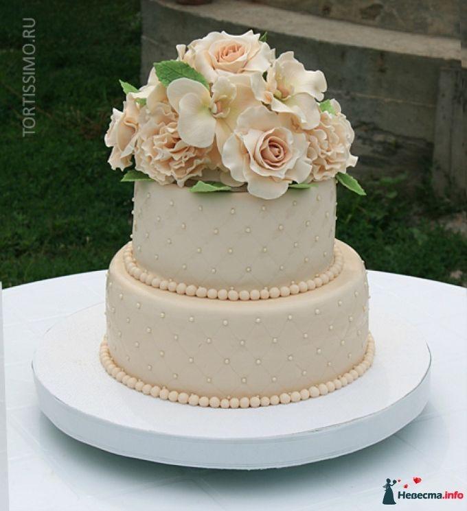 Весільний торт фотогалерея