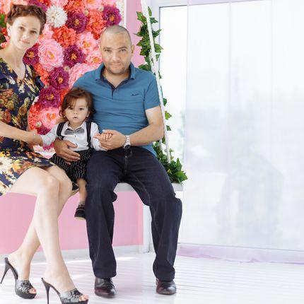 Семейная фотосессия, 1 час
