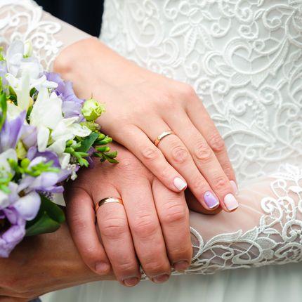 Фотосъёмка регистрации брака