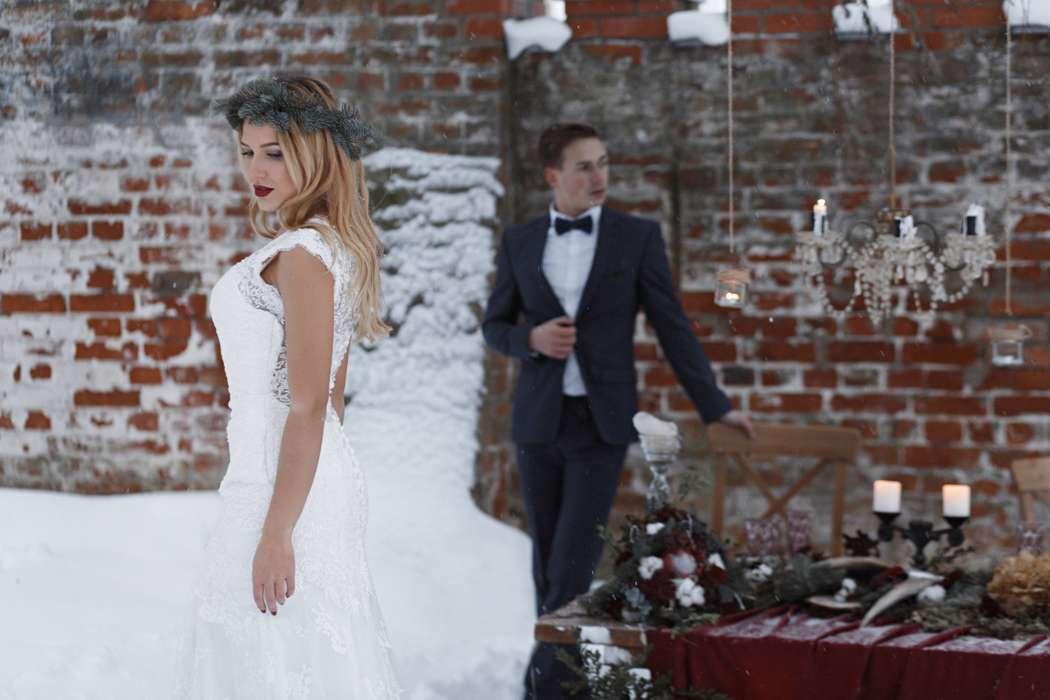 Фото 12719078 в коллекции Marsala Wedding 12/11/16 - Wood&love - студия флористики и декора