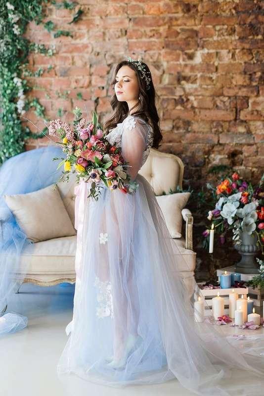 Фото 16418956 в коллекции Утро невесты - Wood&love - студия флористики и декора