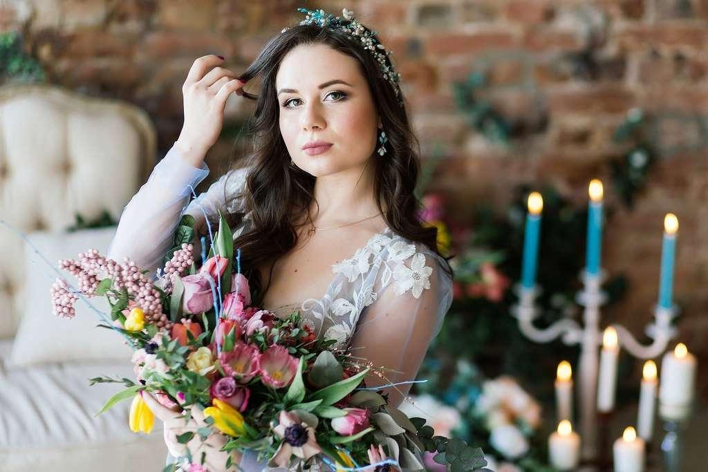 Фото 16418962 в коллекции Утро невесты - Wood&love - студия флористики и декора