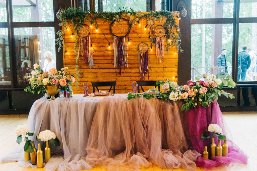Фото 16419394 в коллекции BOHO WEDDING - Wood&love - студия флористики и декора