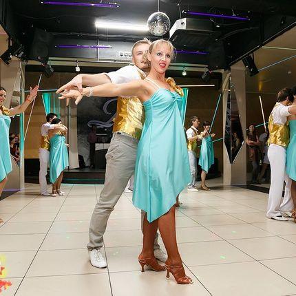 Шоу-дуэт - танец Сальса