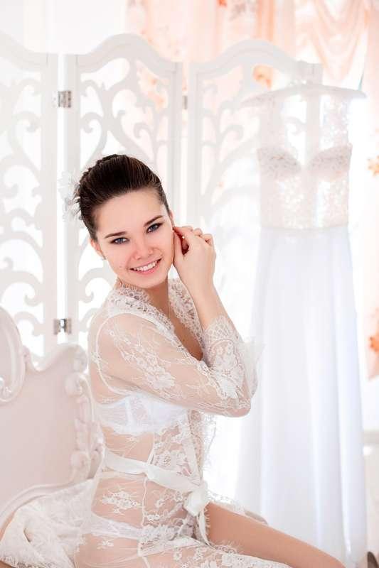 Прекрасное утро невесты... фотограф Анна Попова Заказ съемки вашей свадьбы 89851660401  - фото 12732616 Anna Popstudio - фотосъёмка