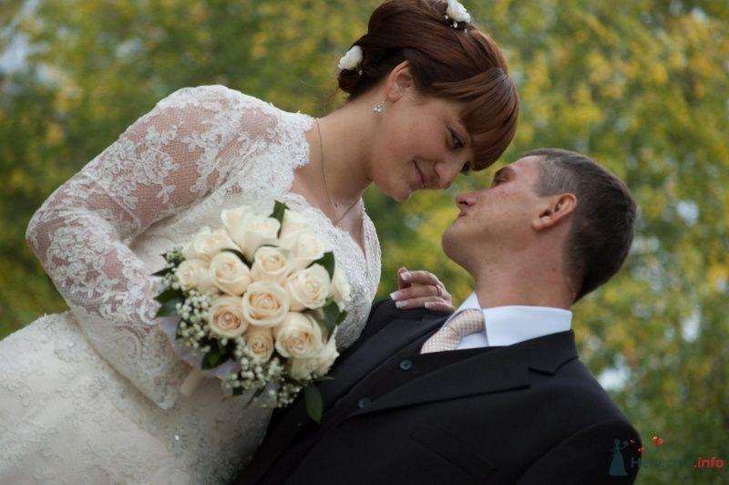 Фото 59934 в коллекции Наша свадьба