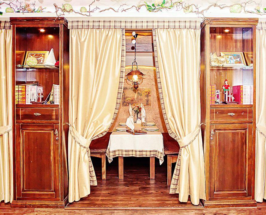Фото 977701 в коллекции интерьер ресторана - Ресторан Папа Карло