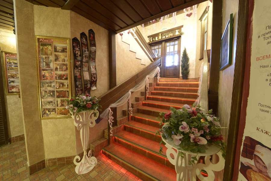 Фото 977703 в коллекции интерьер ресторана - Ресторан Папа Карло
