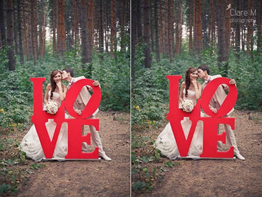 Как сделать большие буквы для фотосессии своими руками