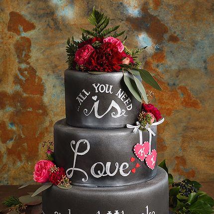 """Торт """"Black board"""", 10 кг."""