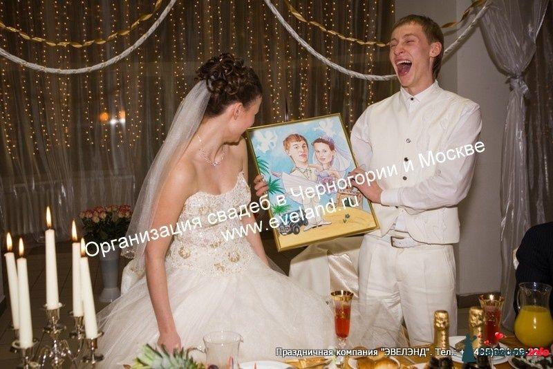Оригинальный свадебный подарок от друга