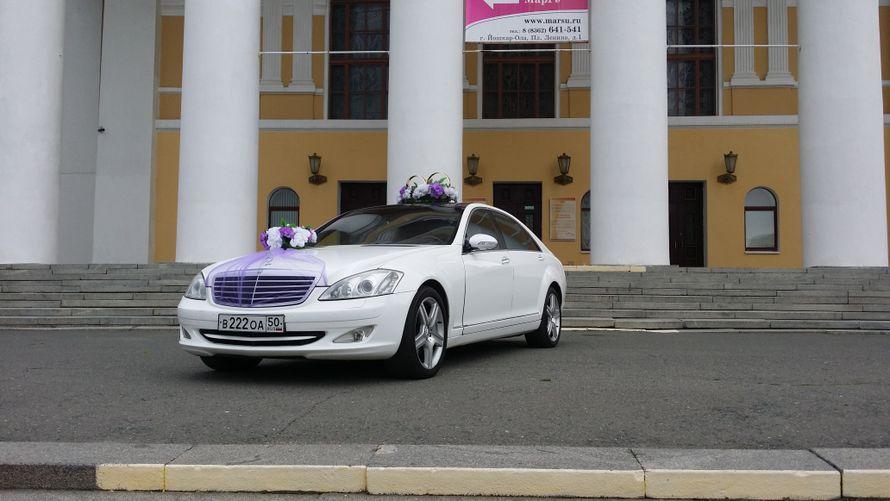 Фото 12828168 в коллекции Mercedes S500 - Аренда автомобиля Mercedes