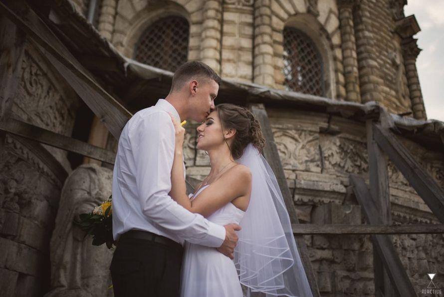Первая свадьба для фотографа