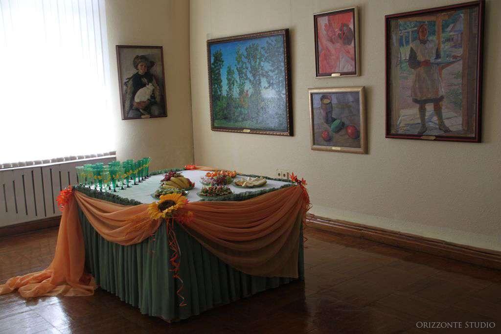 Свадьба с выездной регистрацией в Дальневосточном Художественном музее - фото 1552263 Orizzonte studio - свадьба под ключ