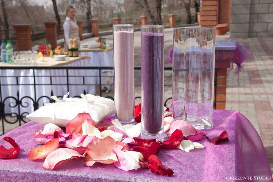 Свадьба с выездной регистрацией на смотровой площадке ресторана «Парус» - фото 1552301 Orizzonte studio - свадьба под ключ