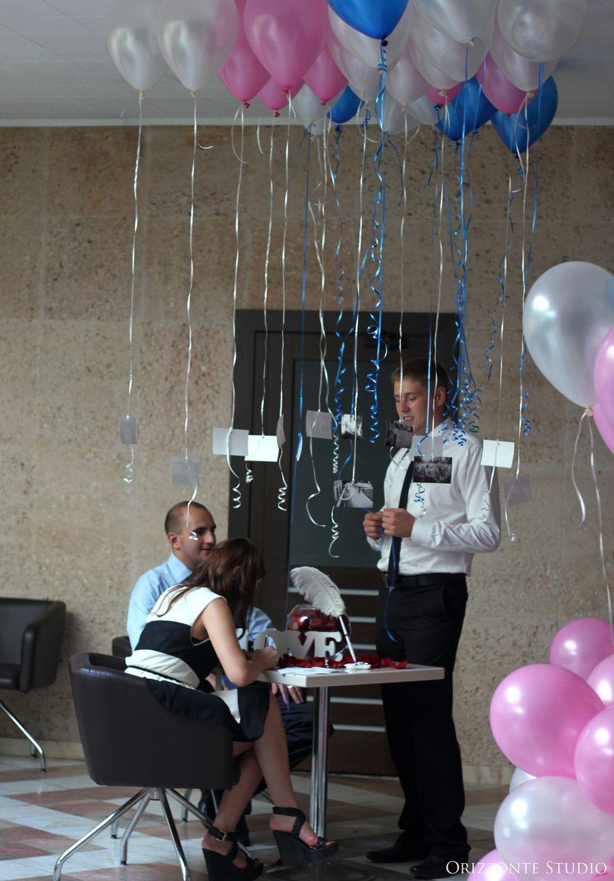 Фото 1552337 в коллекции Оформление свадебного банкета - Orizzonte studio - свадьба под ключ