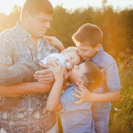 Семейная фотосъёмка 1 час