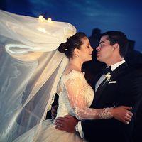 Романтическая свадьба в Риме