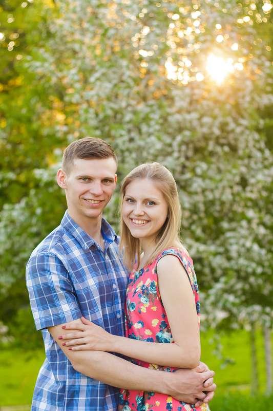 Фото 12963586 в коллекции Love Story Миша и Аня - Фотограф Елена Счастная