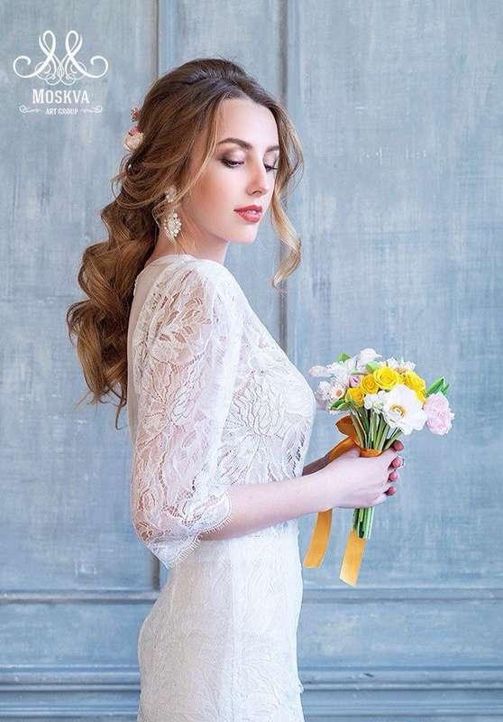 Букет невесты из глины ClayCraft by DECO©. Возможен любой размер и палитра.  Сделаю на заказ - 2 недели. #букет, #букетизглины, #deco, #clayflowers, #цветыизглины, #еленалевит,  #terracotta, - фото 12977688 Terracotta flowers - цветы из глины