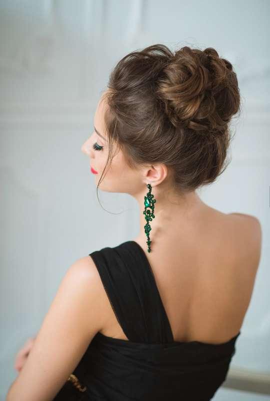 Фото 12993350 в коллекции Свадебные прически - Стилист причёсок Ксения Иващук