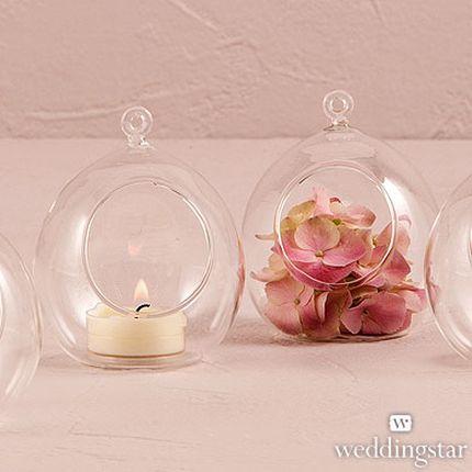 9244 Подвесной шар под свечу