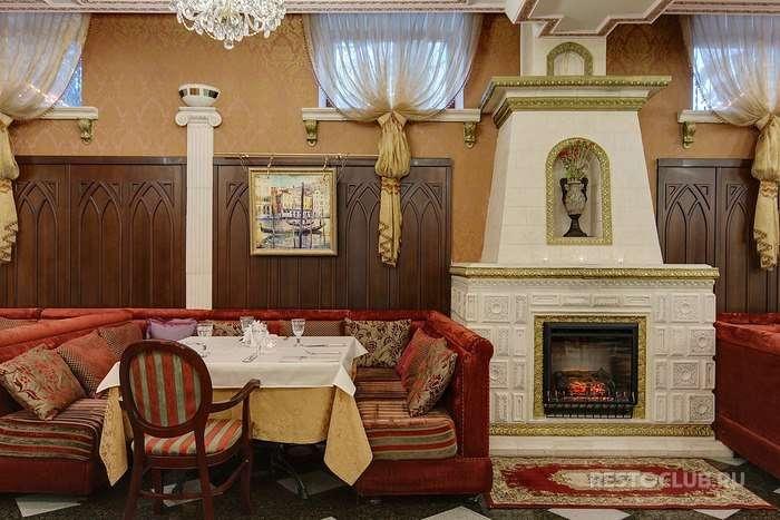 """Фото 17074938 в коллекции Интерьер ресторана - Ресторан """"Mia famiglia"""""""