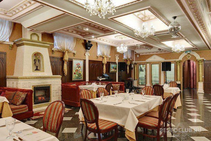 """Фото 17074942 в коллекции Интерьер ресторана - Ресторан """"Mia famiglia"""""""