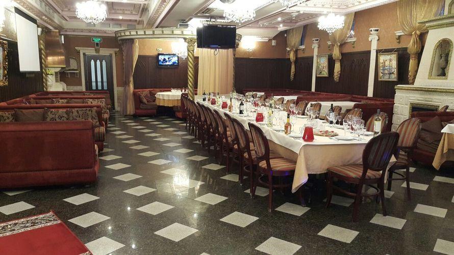 """Фото 17075004 в коллекции Интерьер ресторана - Ресторан """"Mia famiglia"""""""