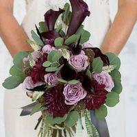 """Букет невесты из """"живых"""" стабилизированных цветов, сохранится в первозданном виде до 5 лет, без ухода и полива. Шикарная память об одном из важнейших дней."""