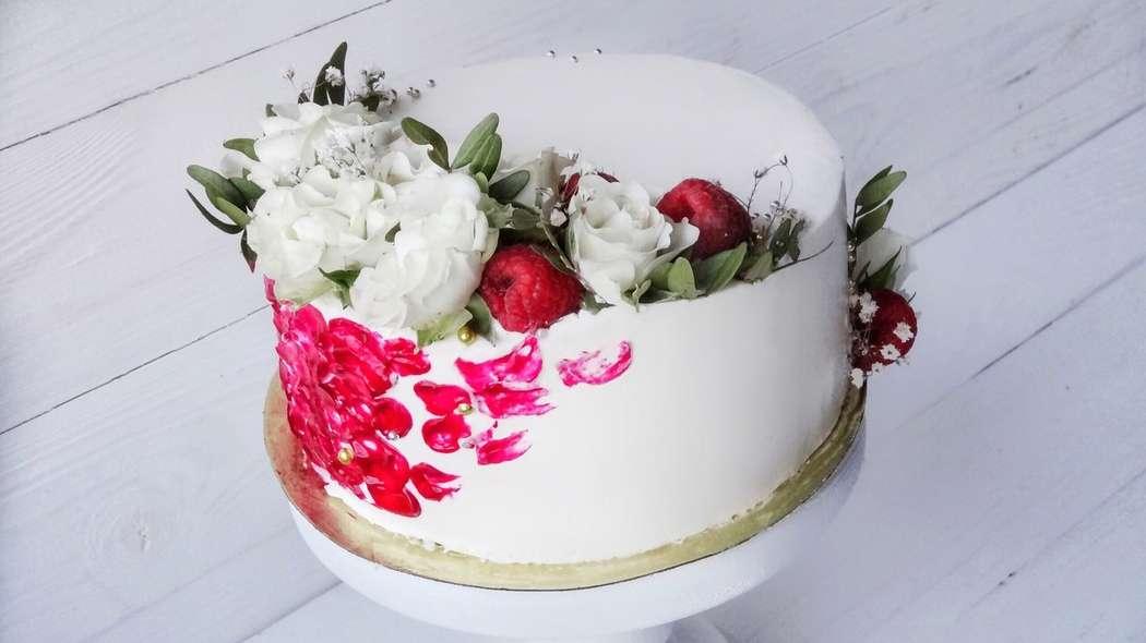 Нежный, как невеста..)) - фото 14584578 Mary сake - кондитерская