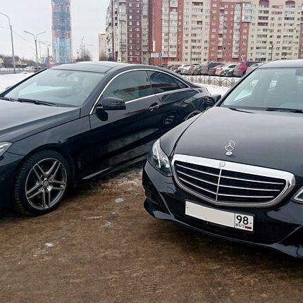 Аренда авто Mercedes Benz E200, цена за 1 час