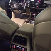 Audi A7 салон