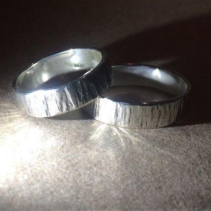Мастер-класс по созданию обручальных колец из серебра