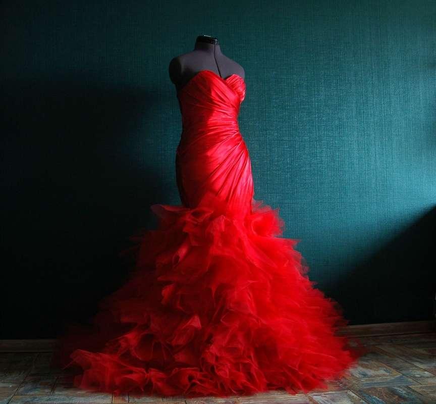 Фото 13315600 в коллекции Анастасия (красное) - Мастерская пошива Дианы Каевой