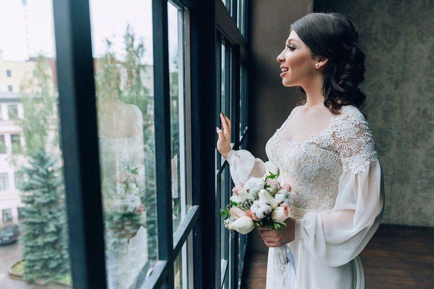 Фото 13362554 в коллекции Визажист свадебный стилист. - Стилист-визажист Екатерина Арехчеффа