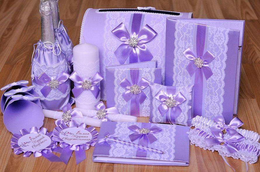 Свадебные наборы своими руками фото пошагово