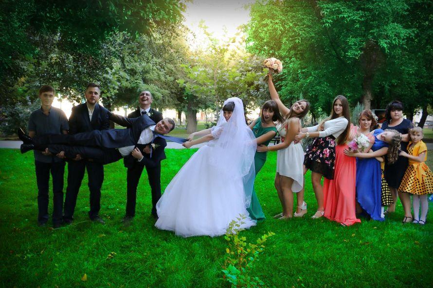 Фото 13458484 в коллекции Свадебные фотки - Видео и фотосъёмка - Александр Пугачев