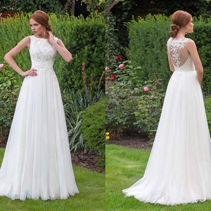 Свадебное платье Lady white