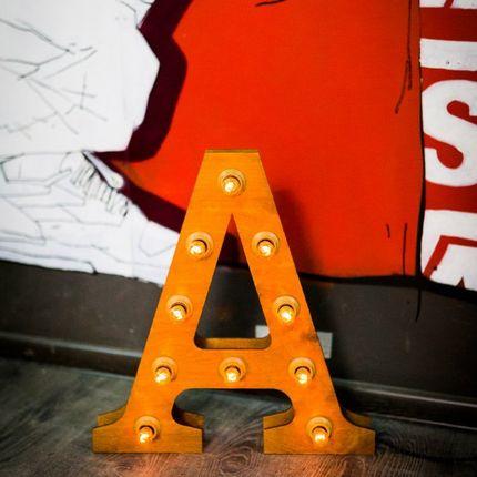 Изготовление букв и символов из дерева и металла