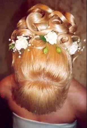 Фото 508748 в коллекции Свадебный прически - Свадебный стилист-визажист