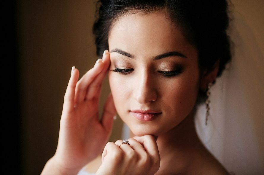Нежный макияж - фото 16263638 Стилист Анастасия Фабрикантова
