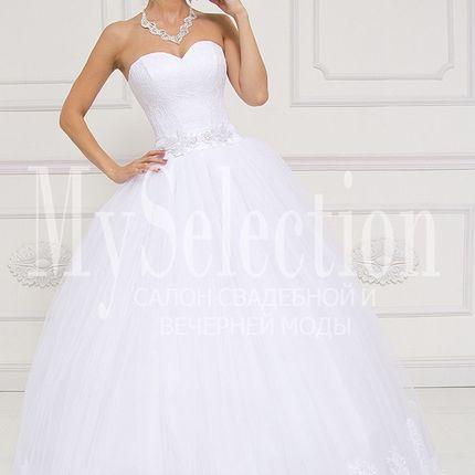 Свадебное платье, модель 41682