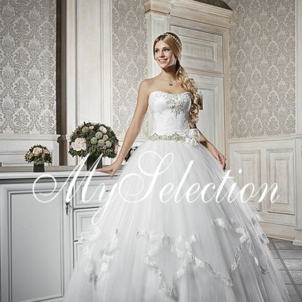Свадебное платье Жованна