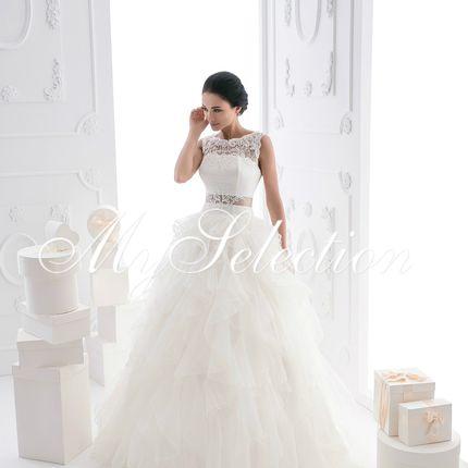 Свадебное платье, модель 0097