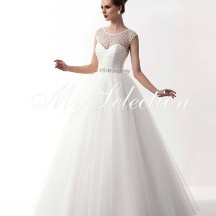 Свадебное платье, модель 0139