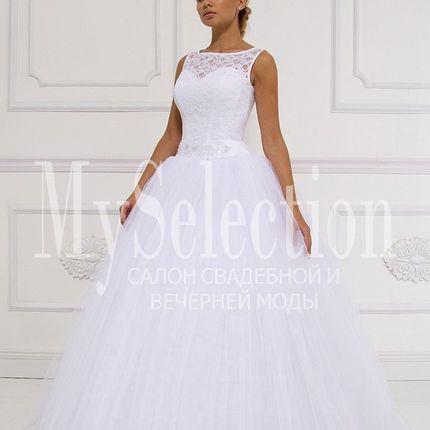 Свадебное платье, модель 01149