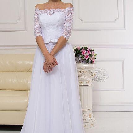 Свадебное платье, модель 59437