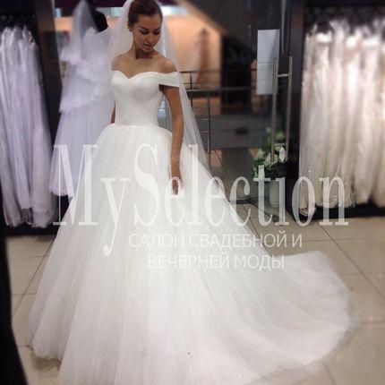 Свадебное платье арт. MS-63